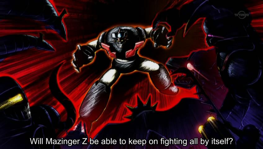 Shin great mazinger