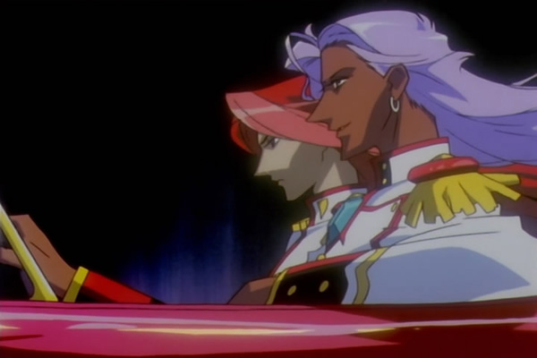 Revolutionary Girl Utena 25: I'm feeling the throb of the engine right about now.
