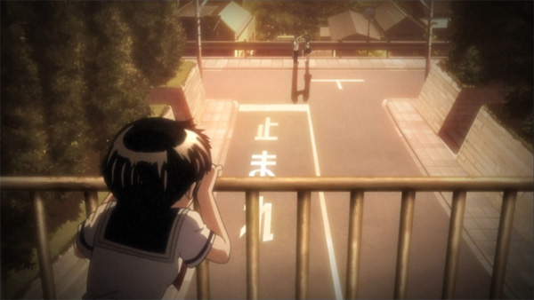 Mysterious Girlfriend X 4: Though sometimes she acts kind of like a stalker.